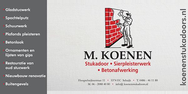 Koenen Stukadoors